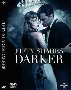 Fifty Shades Darker Unmasked Edition DVD + Digital Copy DVD