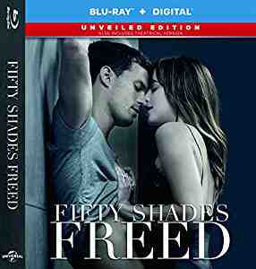 Fifty Shades Freed Blu-ray