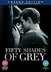 Fifty Shades of Grey: The Unseen Edition DVD