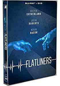 Flatliners - Special Edition SteelBook - BD + DVDBlu-rayCombo