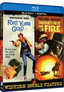 Fort Yuma Gold & Damned Hot Day of Fire - Double Feature Blu-ray