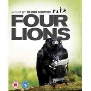 Four Lions DVD Riz Ahmed
