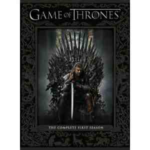 Game Thrones Season 1 DVD