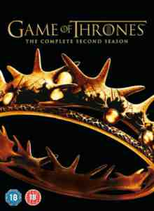 Game Thrones Season 2 DVD