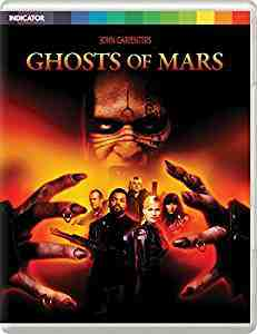 Ghosts of Mars DVDCombo