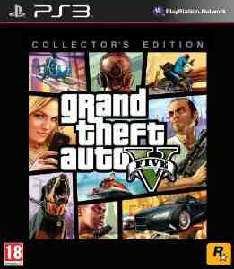 Grand Theft Auto Collectors PS3