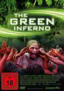 Green Inferno DVD Lorenza Izzo