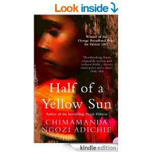 Half Yellow Chimamanda Ngozi Adichie ebook