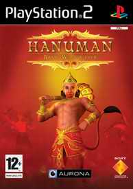 Hanuman: Boy Warrior game