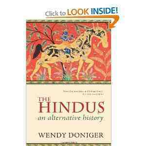Hindus Alternative History Wendy Doniger