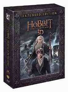 Hobbit Battle Armies Extended Blu ray