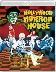 Hollywood Horror House DVDBlu-rayCombo