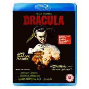 Horror Of Dracula Blu ray