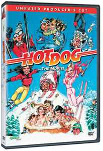 Hot Dog... The Movie DVD