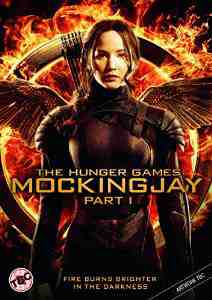 Hunger Games Mockingjay Part DVD