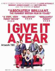 I Give It Year DVD