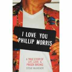 I Love You Phillip Morris book