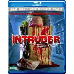 Intruder Blu ray US David Byrnes