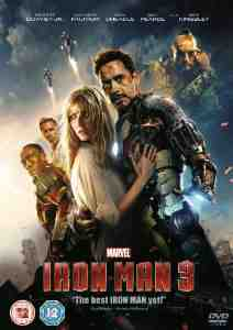 Iron Man DVD Robert Downey