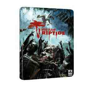 Island Riptide Limited Steelbook Playstation