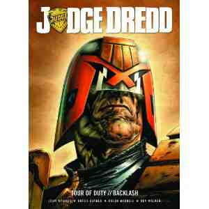 Judge Dredd Tour Duty Backlash