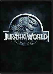 Jurassic World DVD Chris Pratt
