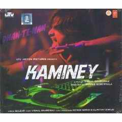 Kaminey CD