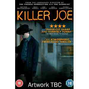 Killer Joe DVD Emile Hirsch