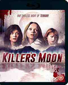 Killers Moon Blu ray Anthony Forrest