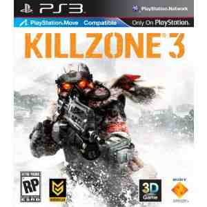 Killzone 3 Move Compatible PS3