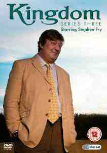 Kingdom Three DVD Stephen Fry