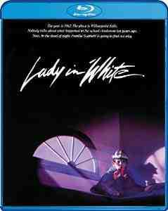 Lady White Blu ray Lukas Haas