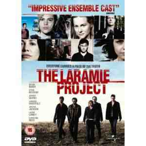 Laramie Project DVD Christina Ricci