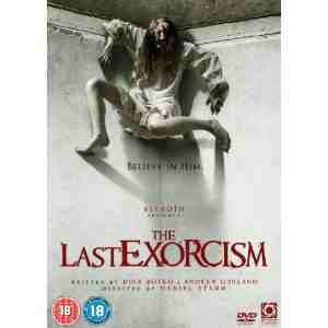 Last Exorcism DVD Ashley Bell