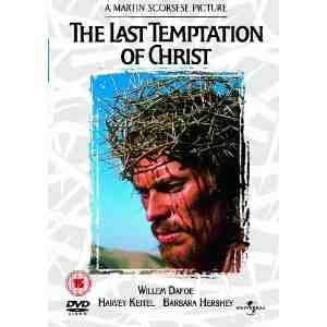 Last Temptation Christ DVD