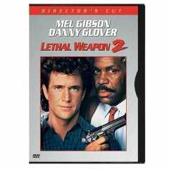 Lethal Weapon 2 DVD cover