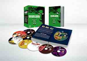 Macabre Visions: The Films of Mario Bava Blu-ray