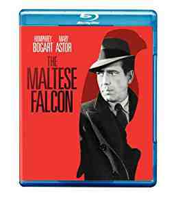 Maltese Falcon Blu-ray