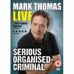 Mark Thomas DVD