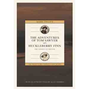 Mark Twains Adventures Sawyer Huckleberry
