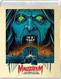 Mausoleum DVDBlu-rayCombo