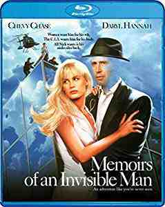 Memoirs of an Invisible Man Blu-ray