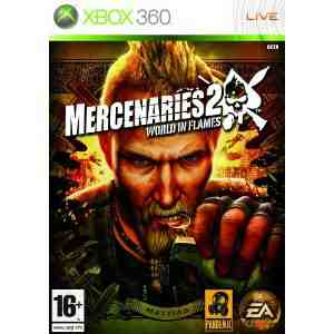 Mercenaries World Flames Xbox 360