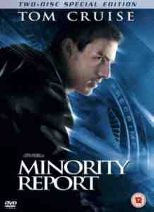 Minority Report Set DVD