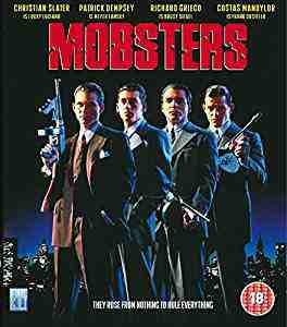 Mobsters Blu-ray