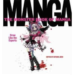Monster Book Manga Estudio Joso
