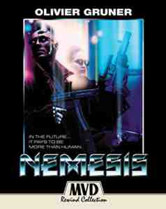 Nemesis DVDBlu-rayCombo