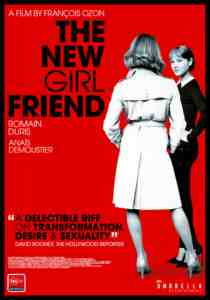 New Girlfriend DVD Romain Duris
