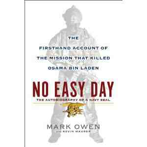 No Easy Day Firsthand Account