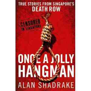 Once Jolly Hangman Alan Shadrake